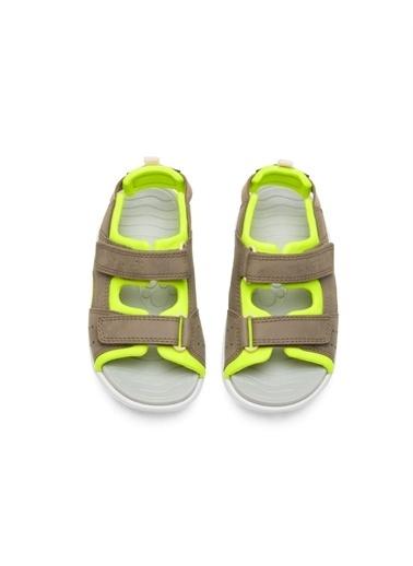 Camper Unisex Çocuk  Sandalet K800361-001 Gri